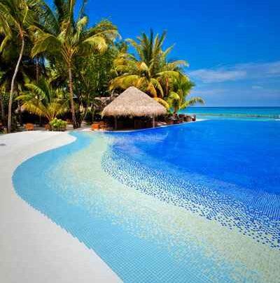 Maledivy Resort Kuramathi