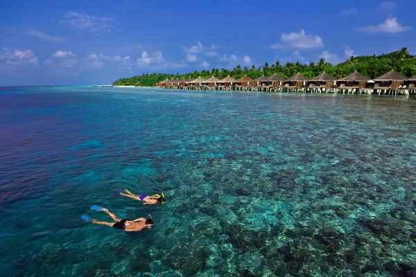 Dovolená Maledivy - Resort Kuramathi****