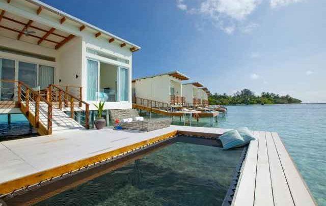 Dovolená Maledivy - Resort Holiday Inn Kandooma****