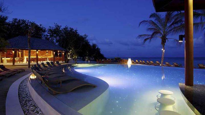Dovolená Maledivy - Centara Ras Fushi Resort and Spa****