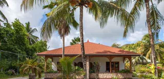 Dovolená Praslin - Islander Guest House