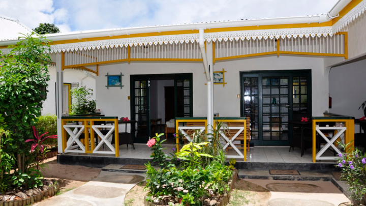 La Digue Pension Michel
