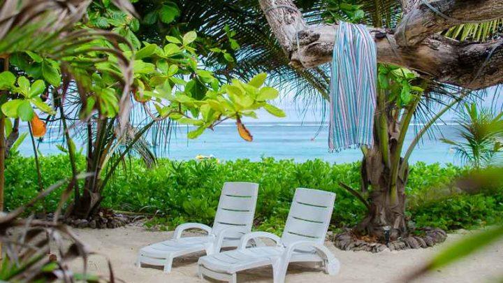 Mahé Seychely Pieds Dans L´eau Holiday Apartments