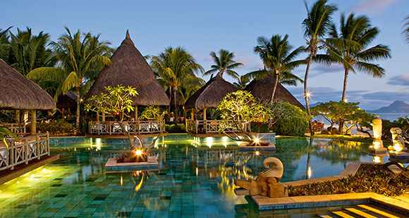 Jihozápad Mauricius Sugar Beach