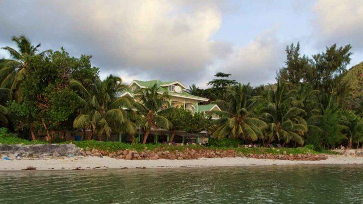 Dovolená Praslin - Palm Beach Hotel***