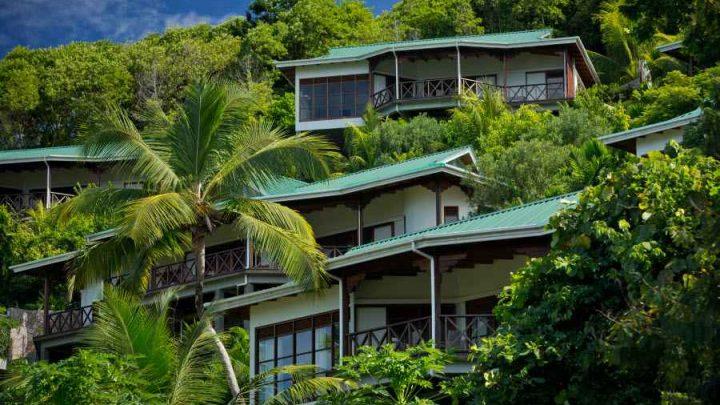 Dovolená Seychely - Villas de Jardin