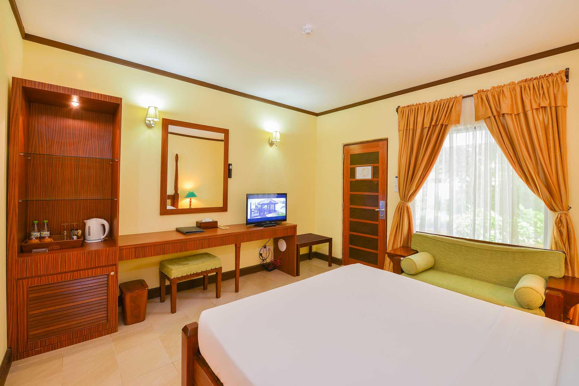 Bandos Island Resort and Spa, Maledivy