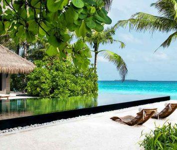 Maledivy Cheval Blanc Randheli