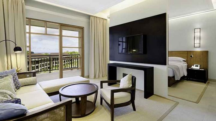 Junior Suite (Ocean View)