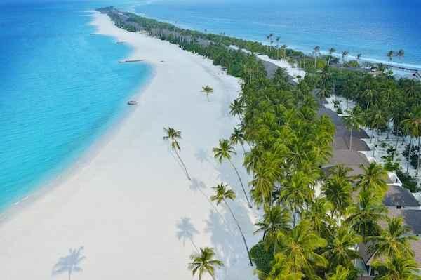 Dovolená Maledivy - Atmosphere Kanifushi*****