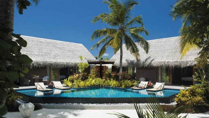 Hotel Seychely - Two Bedroom Beach Villa with Private Pool