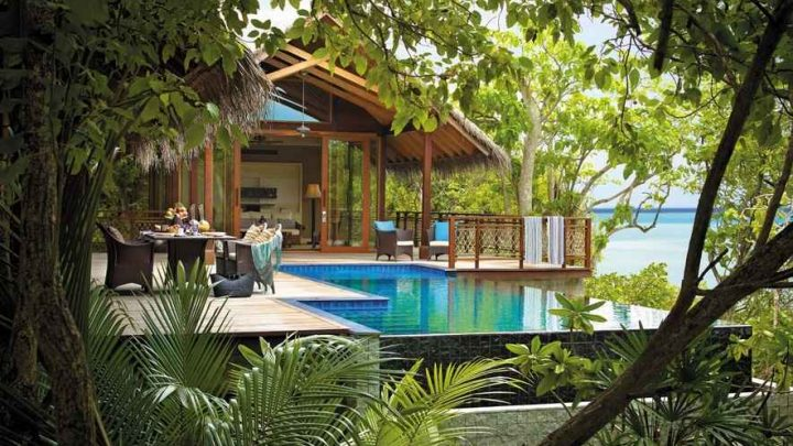Hotel Seychely - Tree House Villa with Private Pool