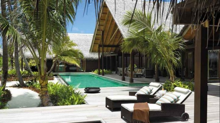 Hotel Seychely - Villa Laalu with Private Pool