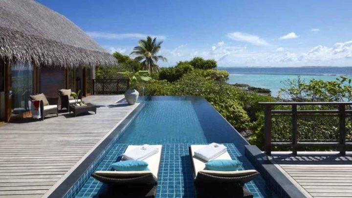 Hotel Seychely - Ocean View Villa with Private Pool