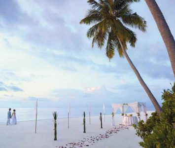 Maledivy Shangri-La´s Villingili Resort & Spa