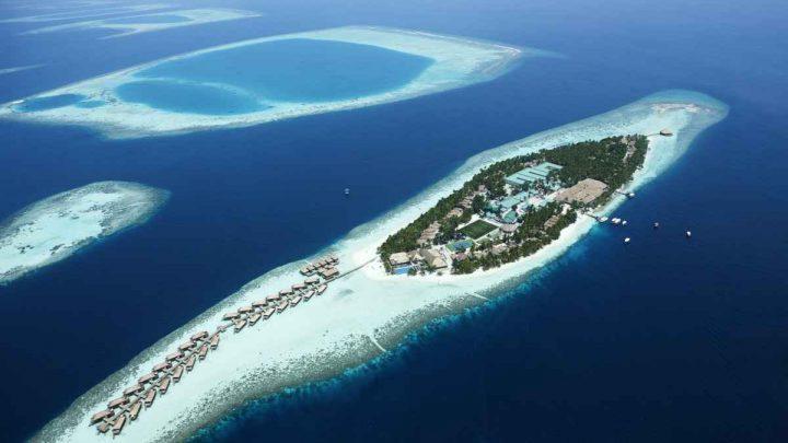 Dovolená Maledivy - Vilamendhoo Island Resort Spa ****+