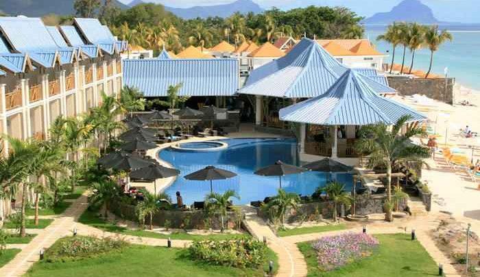 Dovolená Jihozápad - Pearle Beach Resort & Spa****
