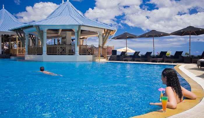Jihozápad Mauricius Pearle Beach Resort & Spa