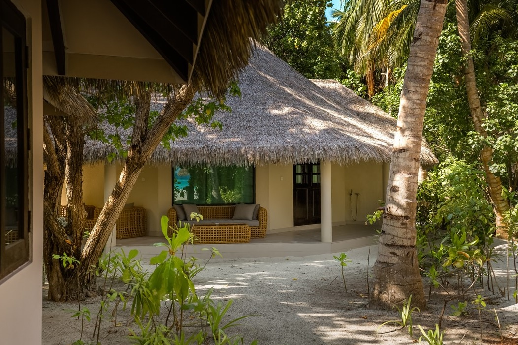 Reserve Beach Villa, Kihaa Maldives, Maledivy
