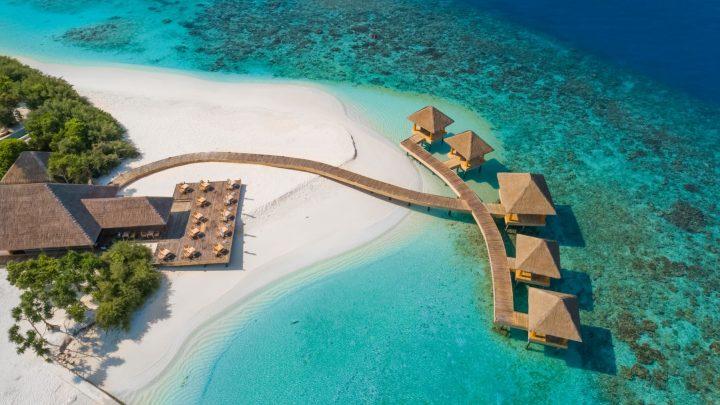 Dovolená Maledivy - Kihaa Maldives