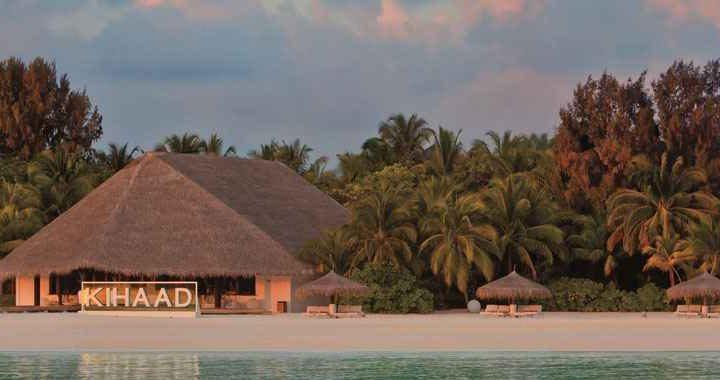 Maledivy Kihaad Maldives