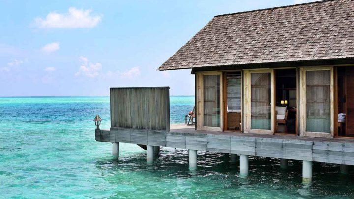 Over Water Deluxe Villa