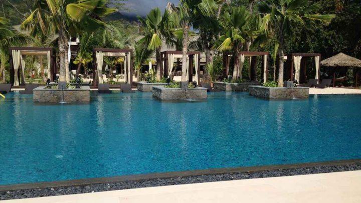 Mahé Seychely H Resort Beau Vallon Beach