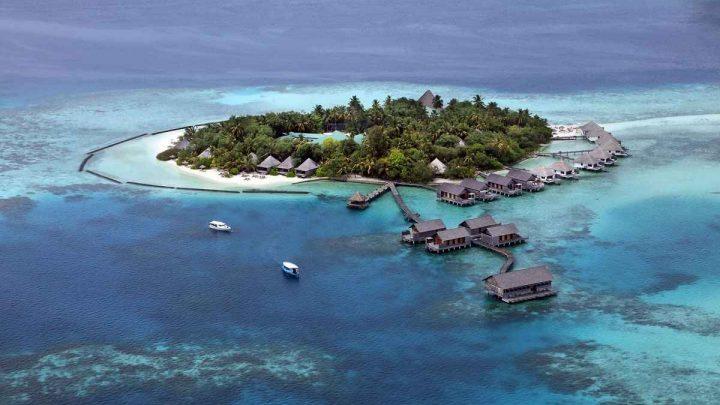Dovolená Maledivy - Gangehi Island Resort*****