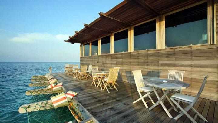 Maledivy Gangehi Island Resort