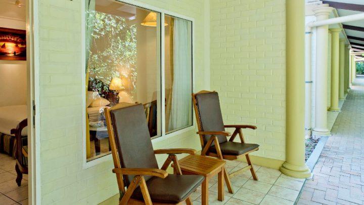 Hotel Seychely - Garden Room