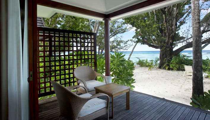 King Beachfront Villa