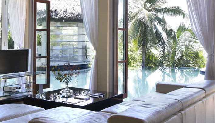 King Deluxe Hillside Pool Villa
