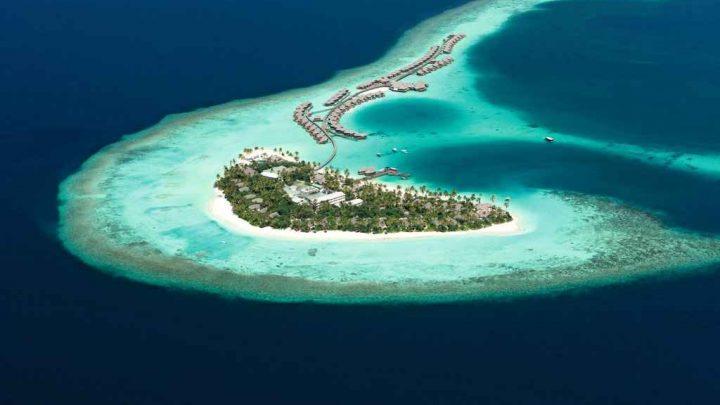 Maledivy Constance Halaveli