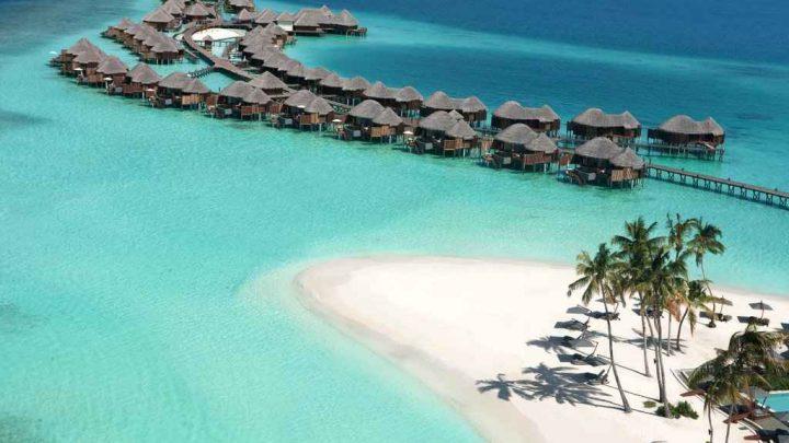Zájezd Maledivy - Constance Halaveli *****