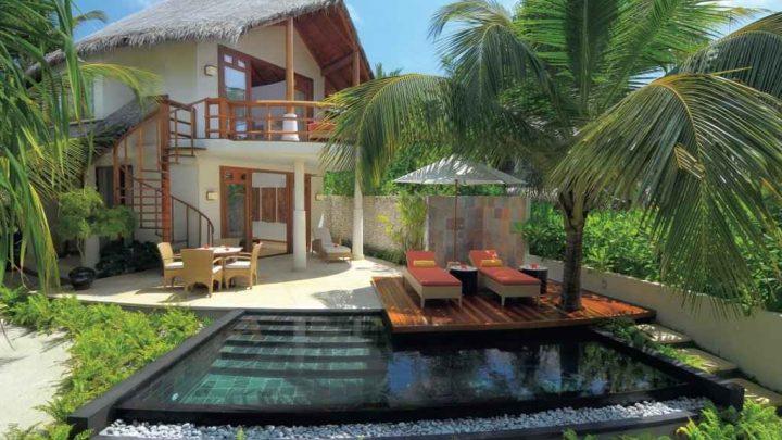 Double Storey Beach Villa