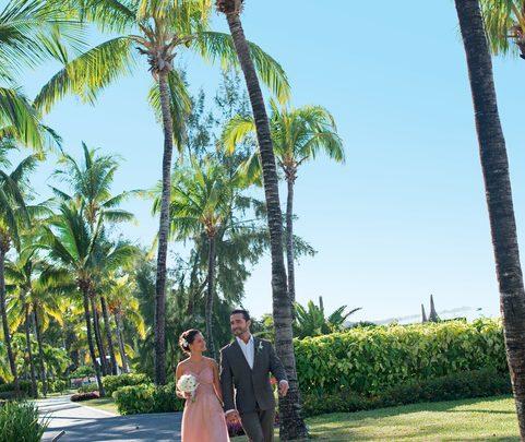 Ambre - svatební balíček, Mauricius