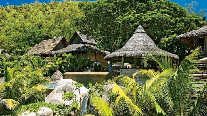 Constance Lemuria Resort -svatební balíček, Seychely