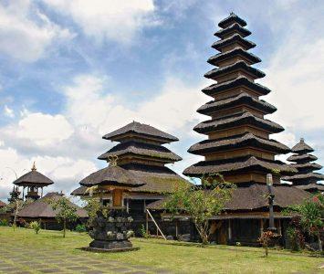 Bali, chrám