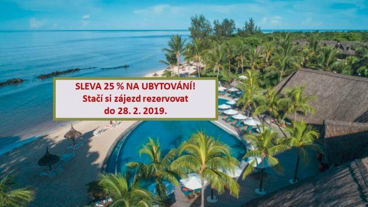 Dovolená Mauricius - Sands Suites Resort & Spa****