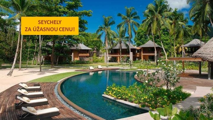 Dovolená Seychely - Constance Ephelia Seychelles*****