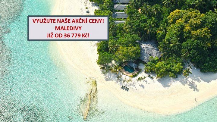 Dovolená Maledivy - Royal Island Resort*****