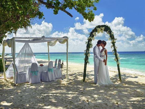 Svatba na Seychelách