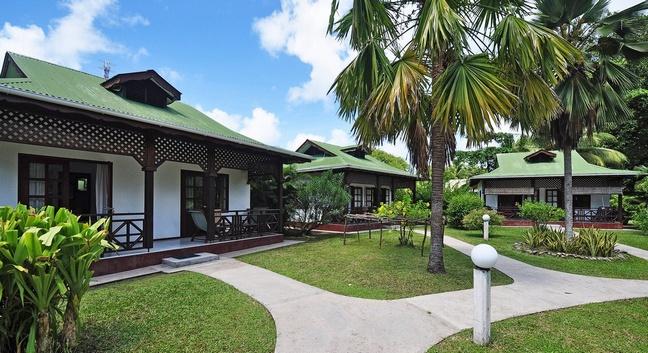 Hotel Seychely - Fleur De Lys**