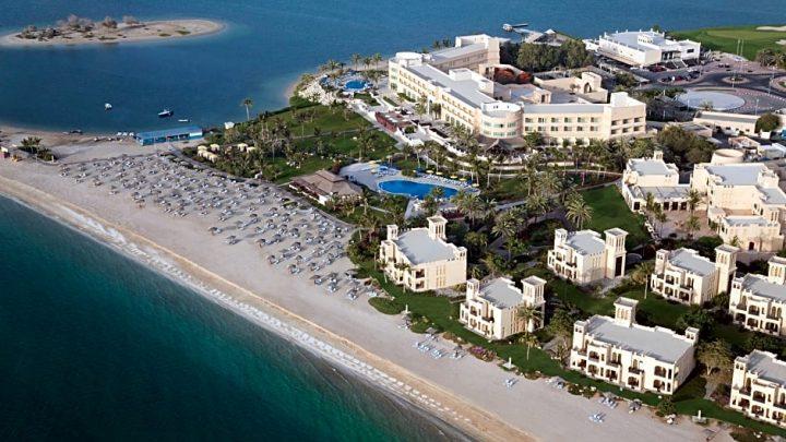 Dovolená Spojené arabské emiráty - Hilton Al Hamra*****