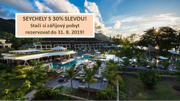 Dovolená Seychely - Savoy Resort and Spa*****
