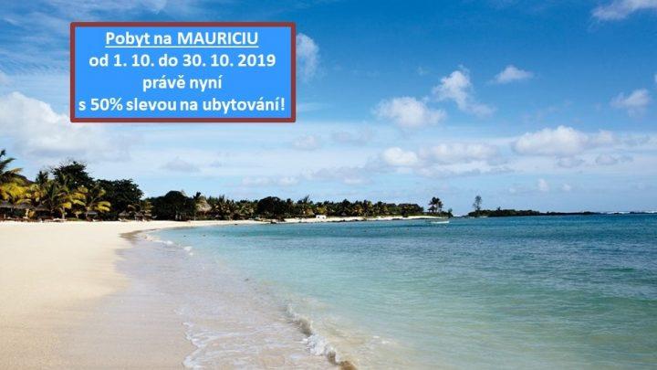 Dovolená Mauricius - Shanti Maurice*****