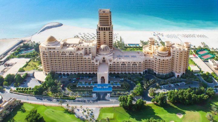 Dovolená Spojené arabské emiráty - Waldorf Astoria Ras Al Khaimah*****