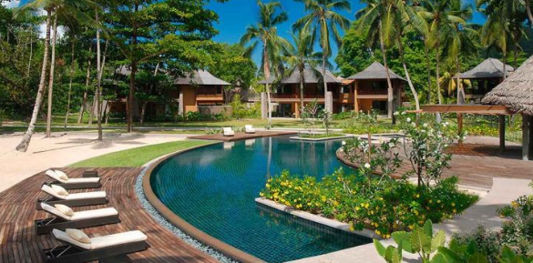 Hotel Seychely - Constance Ephelia Seychelles*****