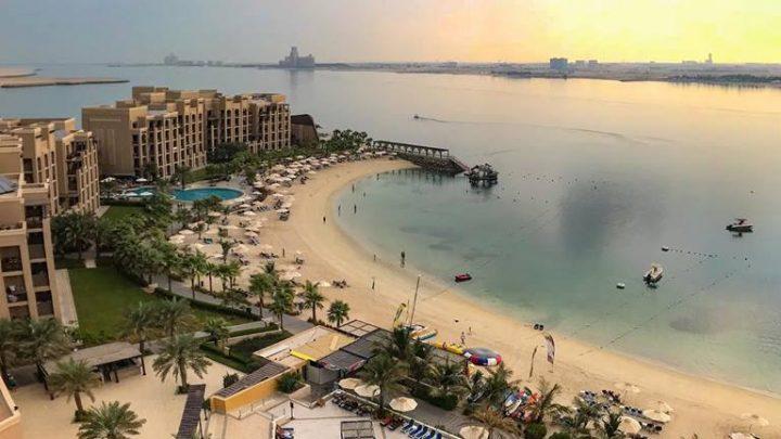 Dovolená Spojené arabské emiráty - DoubleTree by Hilton Marjan Island*****