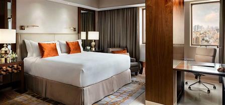 Hotel Fairmont Ajman, SAE, pokoj